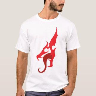 Red Dragon Logo Tee