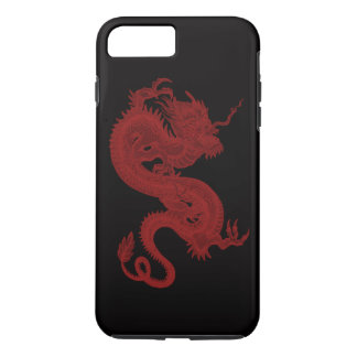Red Dragon Pendragon iPhone 7 Case
