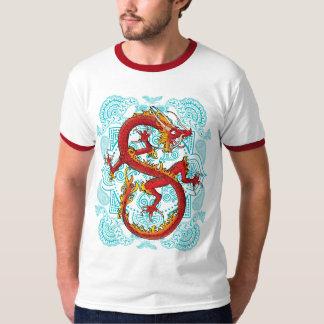 Red Dragon retro t-shirt