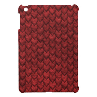Red Dragon Skin iPad Mini Case
