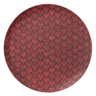Red Dragon Skin Plates