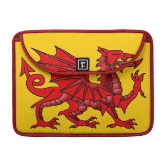 Red Dragon Sleeves For MacBook Pro