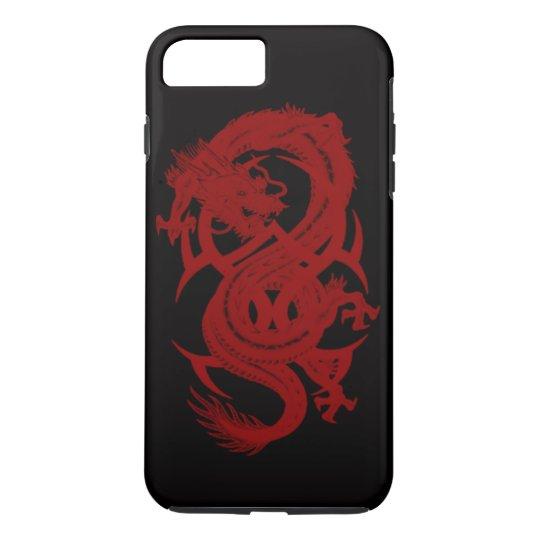 Red Dragon Xiuhcoatl iPhone 7 Case