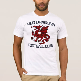 Red Dragons FC Tee