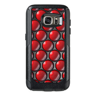 Red Drops OtterBox Samsung Galaxy S7 Case
