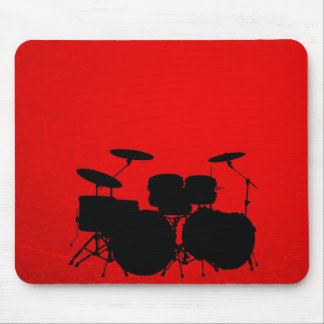 Red Drum Vector Mouse Pad