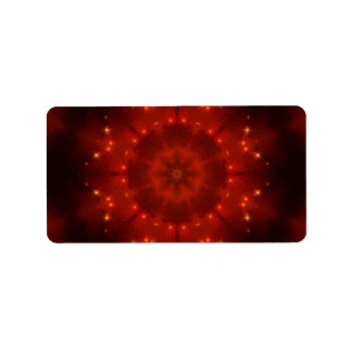 Red Dwarf Mandala