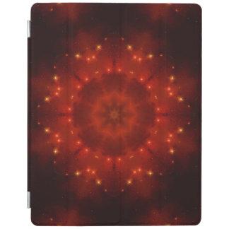 Red Dwarf Mandala iPad Cover