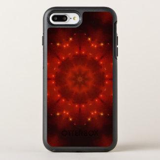 Red Dwarf Mandala OtterBox Symmetry iPhone 7 Plus Case
