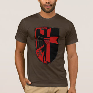 Red Eagle Iron Cross T-Shirt