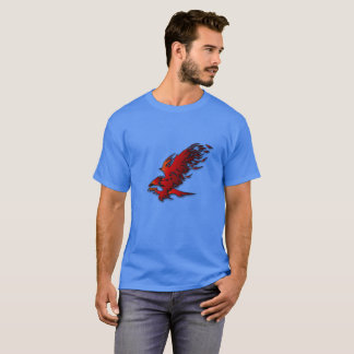 RED EAGLE TEE SHIRT