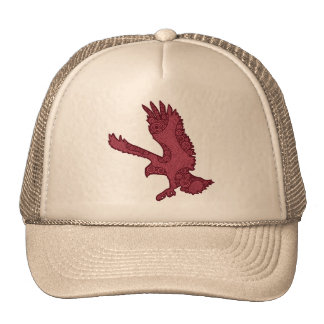 Red Eagle Trucker Hat
