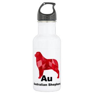 Red Elemental Aussie 532 Ml Water Bottle