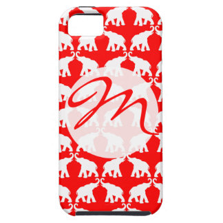 Red Elephant iPhone 5/5S iPhone 5 Cases