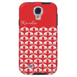 Red Elephant Samsung Galaxy S4 Vibe