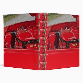 Red engine binder