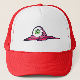 Red Eye Trucker Hat
