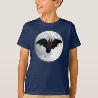Red-Eyed Bat and Moon T-Shirt