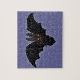 Red-Eyed Bat Jigsaw Puzzle