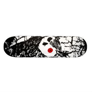 Red Eyed Owl Skateboard