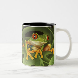 Red Eyed Tree Frog Mug