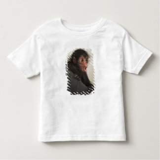 Red-faced Spider Monkey Ateles paniscus) Toddler T-shirt