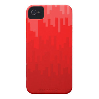 Red Fade Background iPhone 4 Case-Mate Cases