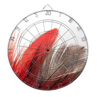 Red Feather Dartboard