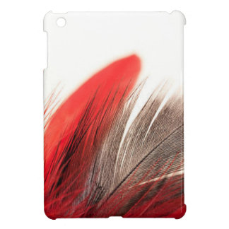 Red Feather iPad Mini Cover