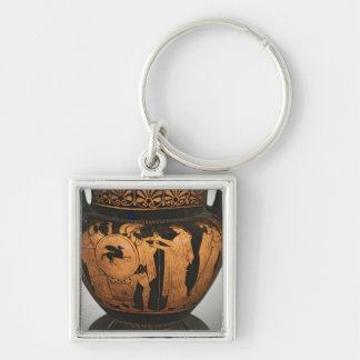 Red-figure krater keychains