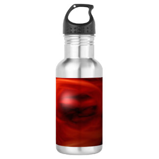 Red Fire Sphere 532 Ml Water Bottle