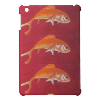 red fish i-pad mini cover iPad mini cover