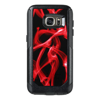 Red flame design Phone case for many phones