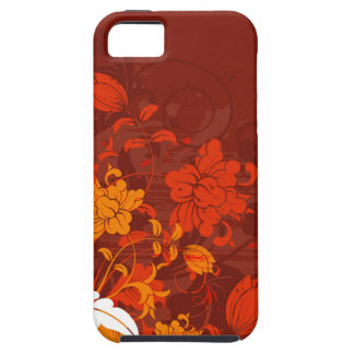 Red Floral Arrangements iPhone 5 Covers