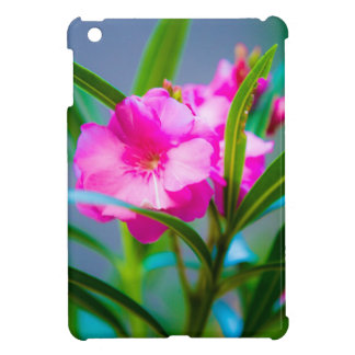 Red Floral iPad Mini Cover