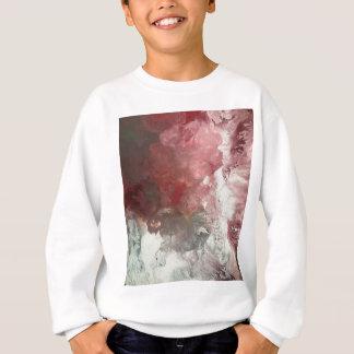 Red Flow Sweatshirt