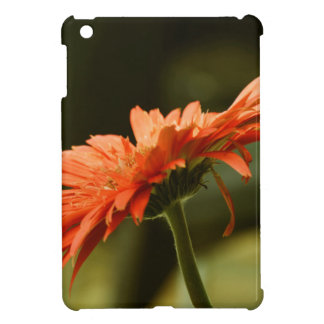 Red Flower iPad Mini Cover