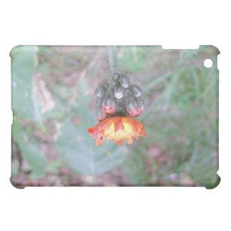 red flower iPad mini covers