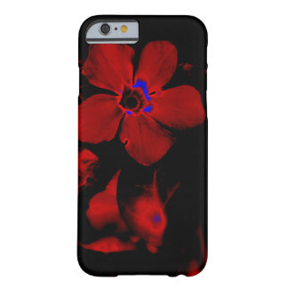 Red Flower iPhone 6 case