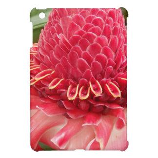 Red Flower jpg iPad Mini Case