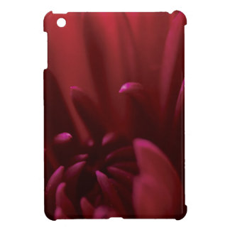 Red Flower Photography iPad Mini Cover