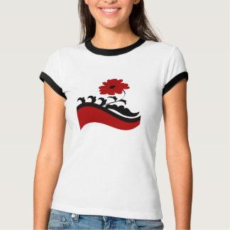 Red flower - Tshirt