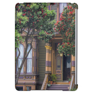 Red Flowering Gum Tree Frames Victorian Style iPad Air Case