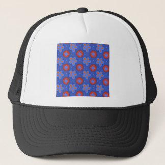 Red Flowers #2 Trucker Hat