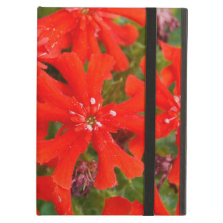 Red Flowers 4 mf iPad Air Case