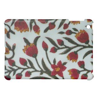 Red Flowers iPad Mini Cases