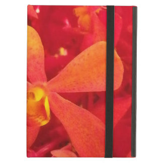 red flowers mf iPad air covers