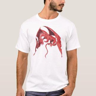 Red Flying Dragon T-Shirt