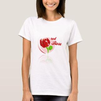 Red foes flower T-Shirt