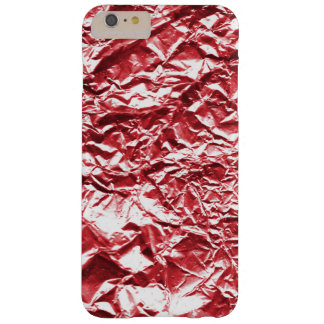 Red Foil #1 Barely There iPhone 6 Plus Case